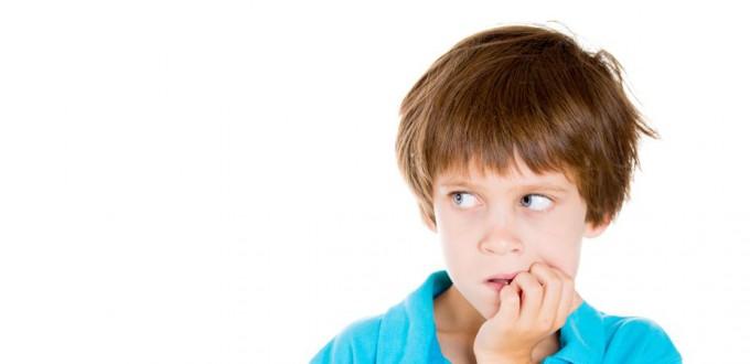 fobia nei bambini